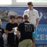 Zawody pływackie dla uczniów szkół podstawowych