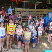 Obóz letni Solina - Jawor 2016 część 1