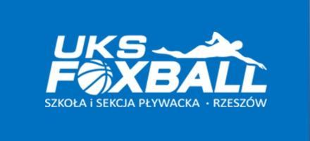 Przekaż 1 % podatku za 2015 rok na rzecz sekcji pływackiej UKS FOXBALL